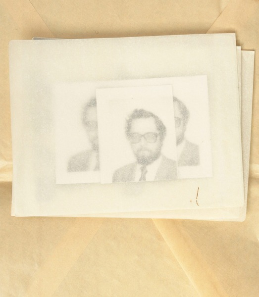 To remember (Evidence: Passport photos II), 2005