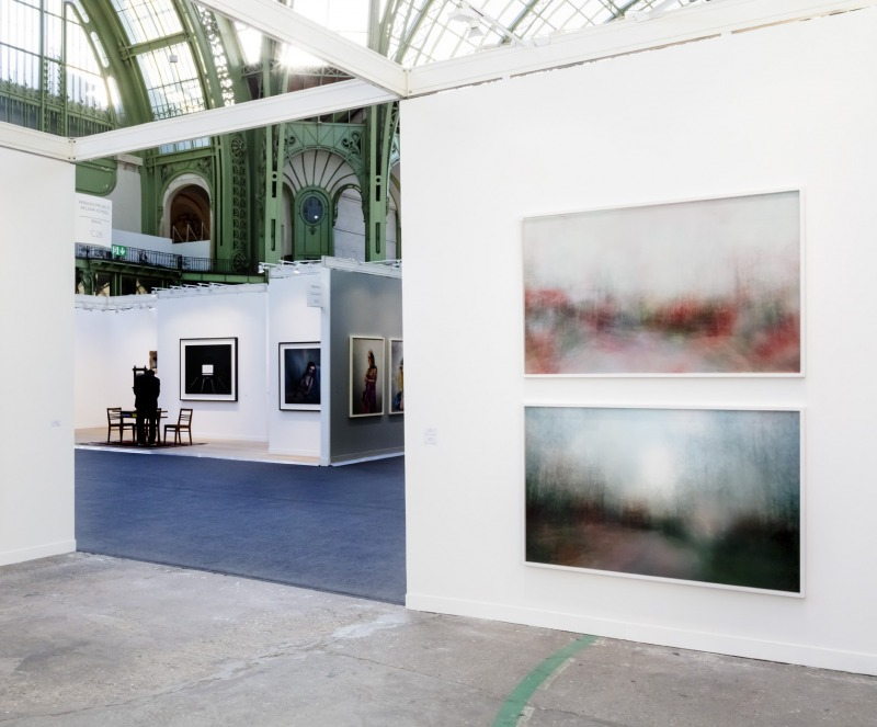 Installation View of Eeva Karhu at Paris Photo 2019
