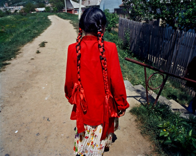 The Long Plaits, Tirnaveni, Romania, 2000-2006