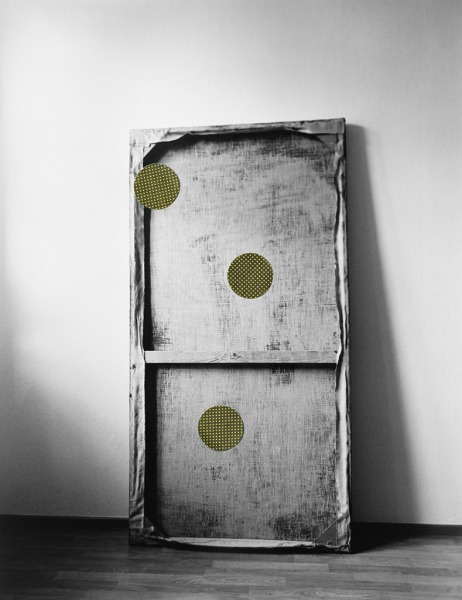 Misunderstanding, from the series Grey Diary, 2006-08