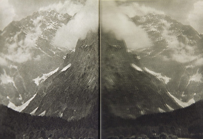 Two Mountains, 2013