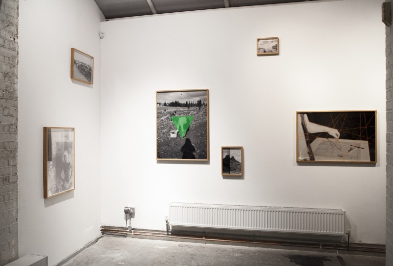 Installation View at Guest Projects, Sunbury House, London, UK 2016