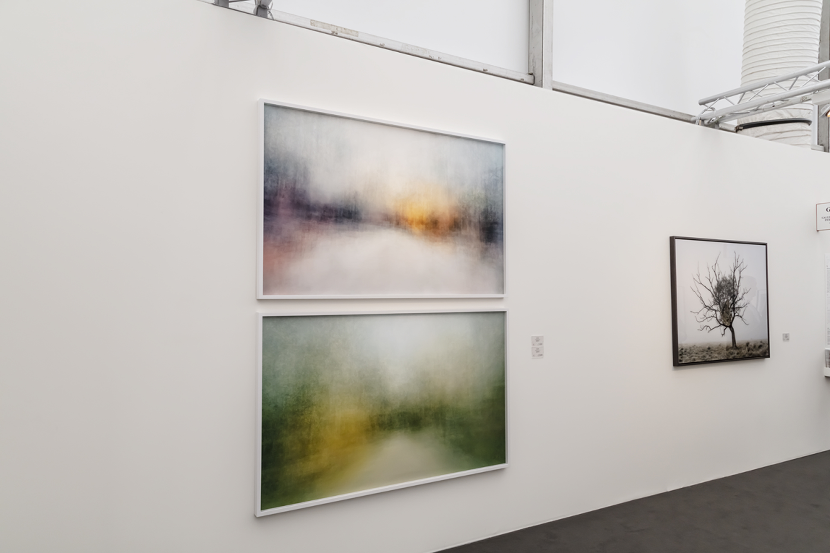 Installation View  of Eeva Karhu at Photo London 2019