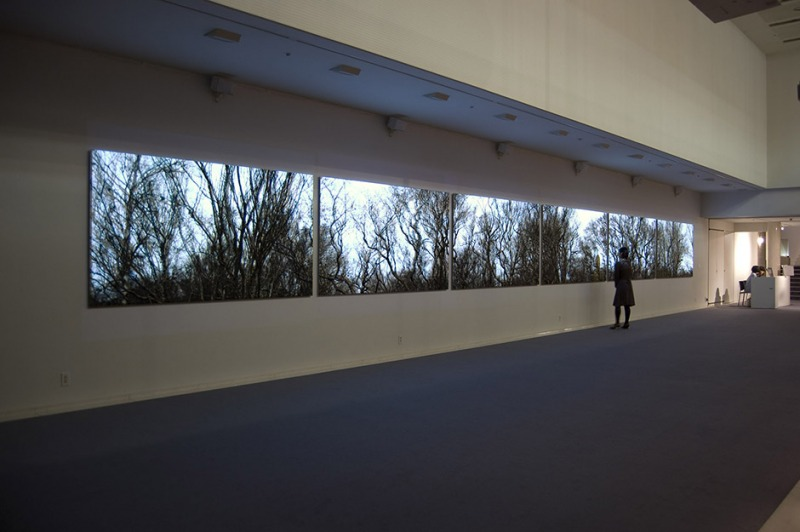 Installation view from Spiral –Wacoal Art Center, Tokyo 2009