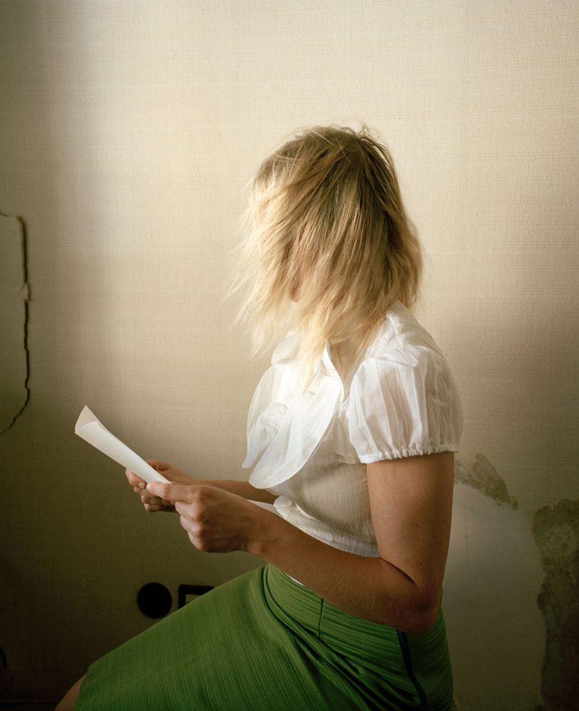 Untitled (Reader), 2010