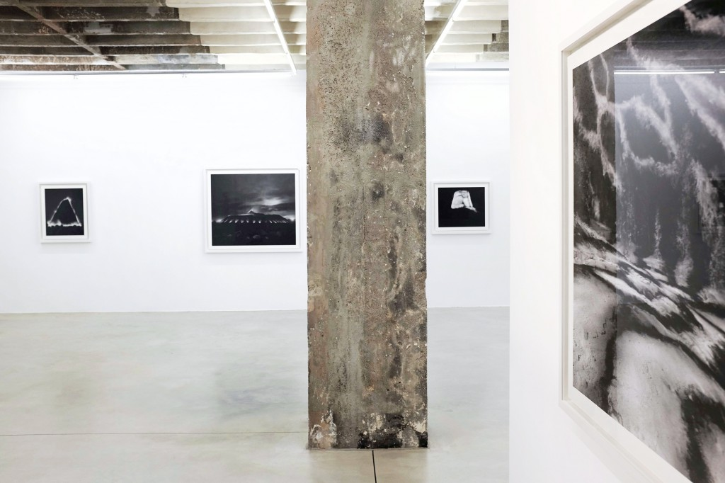 Installation View of Jyrki Parantainen at Gallery Taik Persons, Berlin 2015