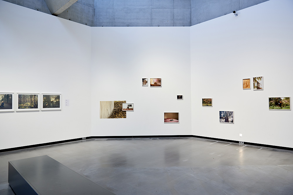 Exhibition View of Anni Leppälä at 'A Fresh Breeze from The North' at Kunsthalle St. Annen, Lübeck 2020