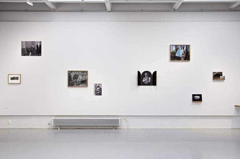 Time Is a Tragedy (Vol. II), exhibition view at Photographic Centre Peri, Turku, Finland 2018