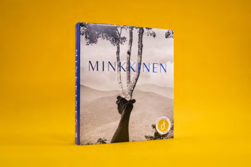 Arno Rafael Minkkinen's book won the German Photo Book Award 2019/20