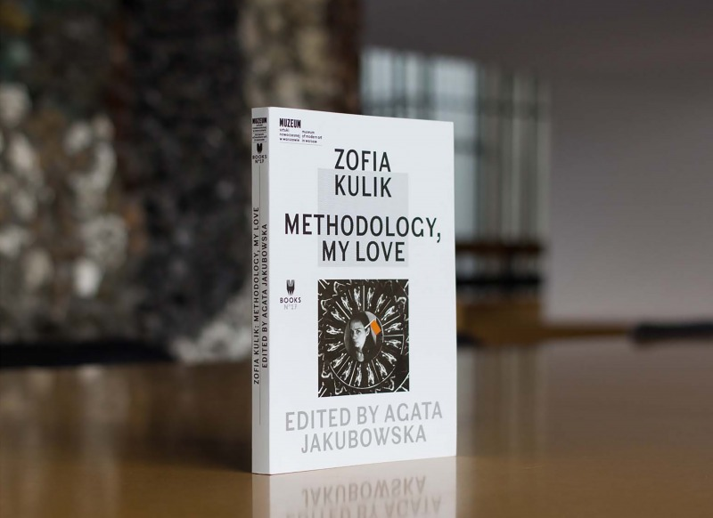 Zofia Kulik: Methodology, My Love - book presentation