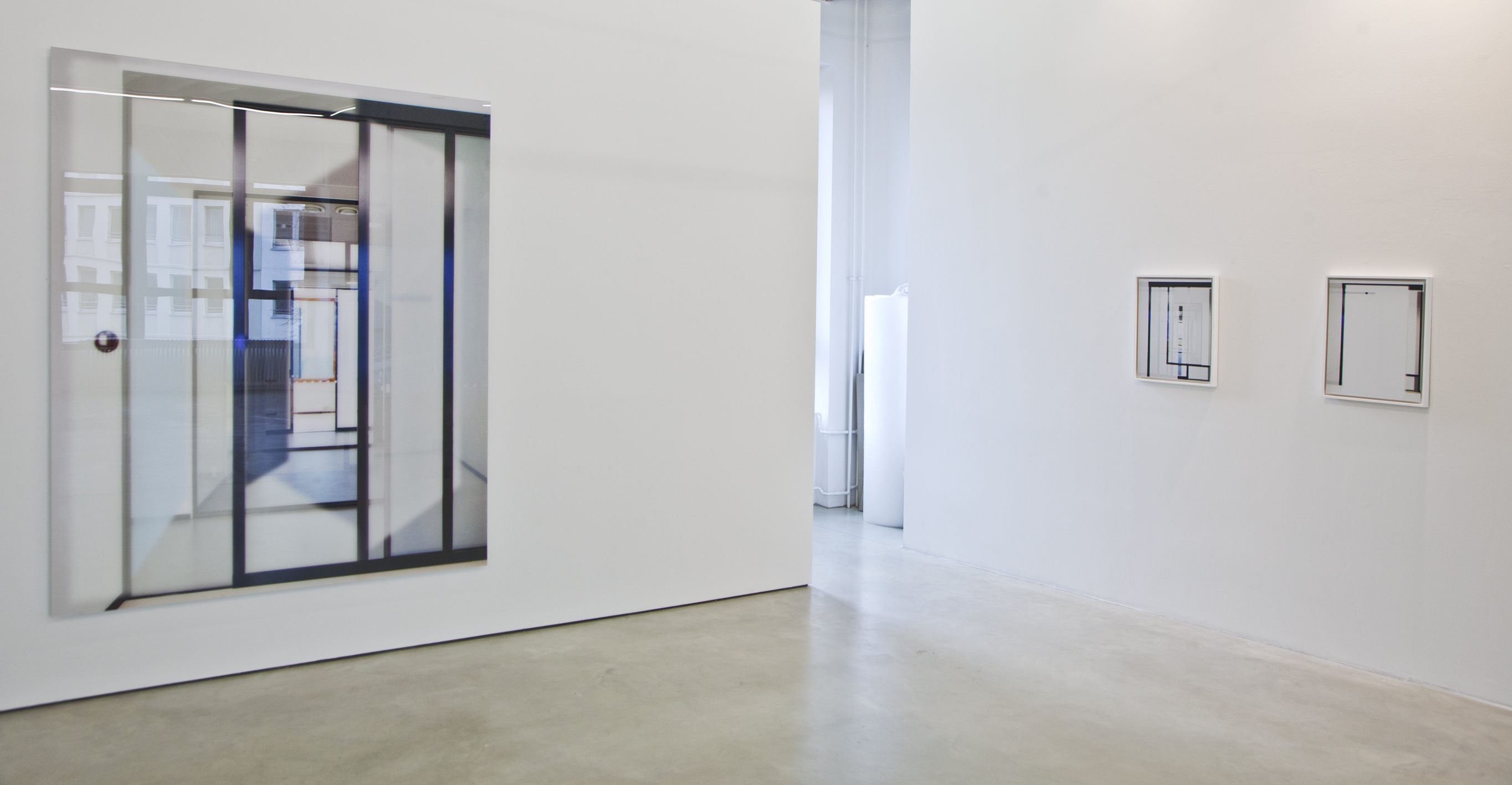 TILA/Spatial Changes, Solo Exhibtion at Gallery Taik Persons, Berlin, 2014